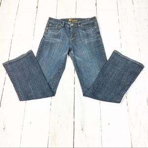 Kut From The Kloth Flare Leg Jeans